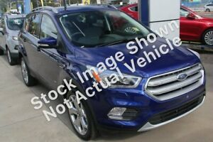 2016 Ford Escape ZG Titanium (AWD) Blue 6 Speed Automatic SUV Warwick Southern Downs Preview