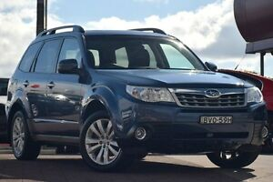 2011 Subaru Forester S3 MY11 XS AWD Premium Blue 4 Speed Sports Automatic Wagon Waitara Hornsby Area Preview