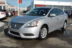 2013 Nissan Sentra S AUTO Accident Free,  A/C,