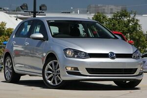 2013 Volkswagen Golf VII MY14 110TDI DSG Highline Silver 6 Speed Sports Automatic Dual Clutch Kedron Brisbane North East Preview