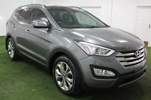 2013 Hyundai Santa Fe DM MY14 Highlander Grey 6 Speed Sports Automatic Wagon Moonah Glenorchy Area Preview