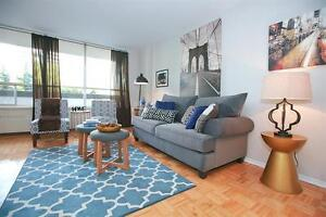1BR- Renovated-Near Don Mills Stn-Fairview Mall-401/404