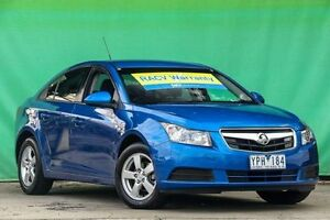 2010 Holden Cruze JG CD Blue 6 Speed Sports Automatic Sedan Ringwood East Maroondah Area Preview