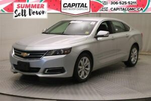 2017 Chevrolet Impala LT*4dr* Loaded*