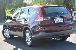 2014 Honda CR-V 30 MY15 VTi (4x2) Red 5 Speed Automatic Wagon Glendalough Stirling Area Preview