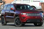2017 Jeep Grand Cherokee WK MY17 Blackhawk 8 Speed Sports Automatic Wagon West Gladstone Gladstone City Preview