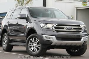2016 Ford Everest UA Trend 4x2 Meteor Grey 6 Speed Sports Automatic Wagon Willagee Melville Area Preview