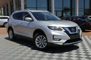 2018 Nissan X-Trail T32 Series II ST-L X-tronic 4WD Silver 7 Speed Constant Variable Wagon