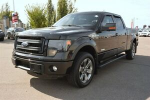 2013 Ford F-150 FX4 LEATHER NAVI 4X4 Navigation (GPS),  Leather,