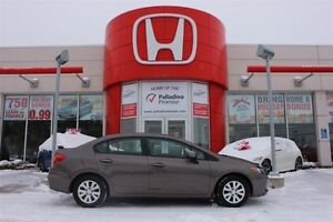 2012 Honda Civic Sedan LX- BLUETOOTH+ MP3 COMPATIBLE & MORE!