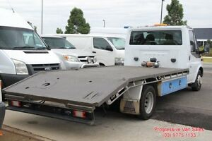 2008 Ford Transit TOW TRUCK BANANA BACK 6 Speed Manual Trayback Carrum Downs Frankston Area Preview