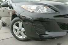 2012 Mazda 3 BL10F2 Neo Black 6 Speed Manual Hatchback Pennant Hills Hornsby Area Preview
