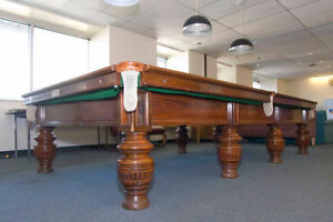 Snooker tables priced from $3500.00 & up St. John's Newfoundland image 10