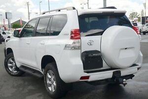 2012 Toyota Landcruiser Prado KDJ150R GXL White 6 Speed Manual Wagon Acacia Ridge Brisbane South West Preview