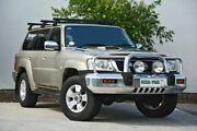 2005 Nissan Patrol GU IV MY05 ST Gold 5 Speed Manual Wagon Varsity Lakes Gold Coast South Preview