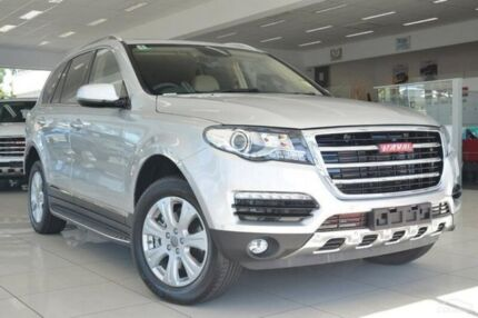 2016 Haval H8 Silver Sports Automatic Wagon
