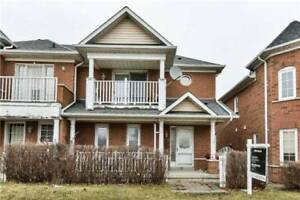 Upgraded 3+1 Bdrm Semi-Detached Home W/ Fin Bsmnt