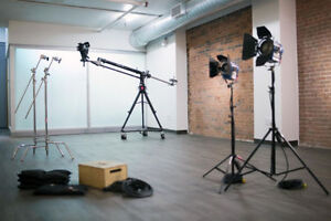Spacious Film/Photography Studio for rent in Gastown! Downtown-West End Greater Vancouver Area image 2