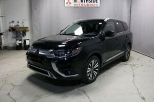 2019 Mitsubishi Outlander GT AWD POWER LEATHER HEATED SEATS, HEA