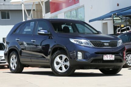 2012 Kia Sorento XM MY12 SI Cosmic Blue 6 Speed Sports Automatic Wagon Hillcrest Logan Area Preview