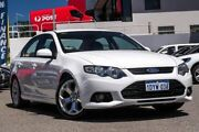 2012 Ford Falcon FG MkII XR6 White 6 Speed Sports Automatic Sedan Myaree Melville Area Preview