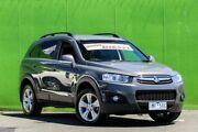2011 Holden Captiva CG Series II 7 AWD CX Grey 6 Speed Sports Automatic Wagon Ringwood East Maroondah Area Preview