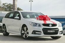 2015 Holden Commodore VF MY15 SV6 Sportwagon White 6 Speed Sports Automatic Wagon Pennant Hills Hornsby Area Preview