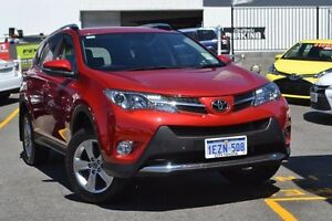 2015 Toyota RAV4 ZSA42R MY14 GXL 2WD Wildfire 7 Speed Constant Variable Wagon Claremont Nedlands Area Preview