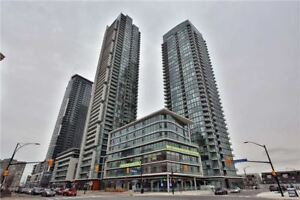 2 Bed, 2 Bath Corner Unit Is Located In The Heart Of Mississauga
