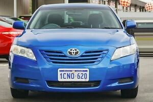 2007 Toyota Camry ACV40R Altise Caribbean Blue 5 Speed Automatic Sedan