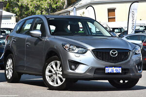 2013 Mazda CX-5 KE1021 Grand Touring SKYACTIV-Drive AWD Aluminium 6 Speed Sports Automatic Wagon Maylands Bayswater Area Preview