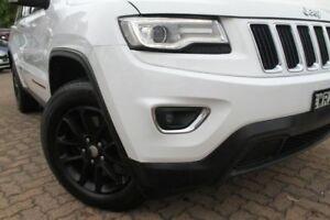 2013 Jeep Grand Cherokee WK MY14 Laredo (4x2) White 8 Speed Automatic Wagon