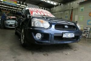 2005 Subaru Impreza RS-X (AWD) 4 Speed Automatic Hatchback Mordialloc Kingston Area Preview