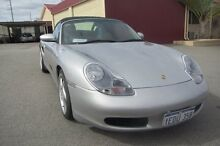 1998 Porsche Boxster  5 Speed Tiptronic Roadster Wangara Wanneroo Area Preview