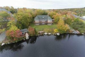 Lakefront home with 215ft water frontage  99 Sarah Ingraham  Dr