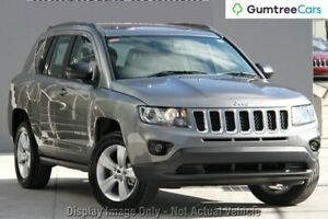 2015 Jeep Compass MK MY15 Sport Grey 6 Speed Sports Automatic Wagon Myaree Melville Area Preview