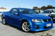 2009 Holden Ute VE MY10 SV6 Blue 6 Speed Sports Automatic Utility Craigieburn Hume Area Preview