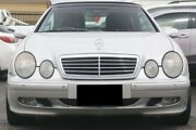 2002 Mercedes-Benz CLK320 A208 Avantgarde Black 5 Speed Automatic Cabriolet Preston Darebin Area Preview