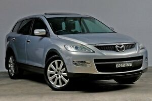 2008 Mazda CX-9 TB10A1 Luxury Silver 6 Speed Sports Automatic Wagon Alexandria Inner Sydney Preview