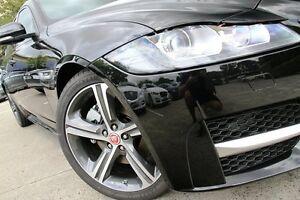 2016 Jaguar XF X260 MY16 20D R-Sport Black 8 Speed Sports Automatic Sedan Petersham Marrickville Area Preview