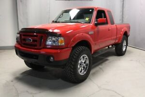 2010 Ford Ranger 4WD SPORT Leather,  A/C,  Leather,  A/C,