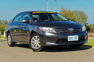 2010 Toyota Corolla ZRE152R Ascent Graphite 4 Speed Automatic Sedan Clarkson Wanneroo Area Preview