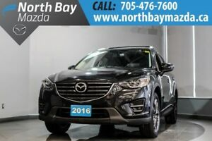 2016 Mazda CX-5 GT AWD with Leather, Nav, Bluetooth, Heated Seat