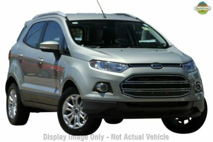 2015 Ford Ecosport BK Titanium PwrShift Chill 6 Speed Sports Automatic Dual Clutch Wagon Tuggerah Wyong Area Preview