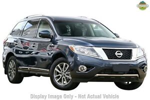 2016 Nissan Pathfinder R52 MY15 ST-L X-tronic 4WD gun metal/grey 1 Speed Constant Variable Wagon Beaudesert Ipswich South Preview
