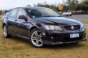2006 Holden Commodore VE SV6 Black 5 Speed Sports Automatic Sedan Mindarie Wanneroo Area Preview