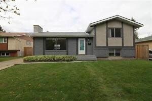 NEW LISTING: RENOVATED 4 LEVEL SPLIT IN AKINSDALE PRICED TO GO!