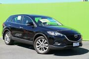 2012 Mazda CX-9 TB10A5 Grand Touring Activematic AWD Black 6 Speed Sports Automatic Wagon Ringwood East Maroondah Area Preview