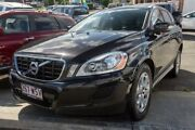2012 Volvo XC60 DZ MY12 T5 PwrShift Black 6 Speed Sports Automatic Dual Clutch Wagon Cleveland Redland Area Preview