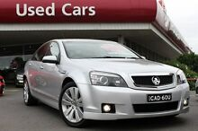 2009 Holden Caprice WM MY10 Silver 6 Speed Sports Automatic Sedan Liverpool Liverpool Area Preview